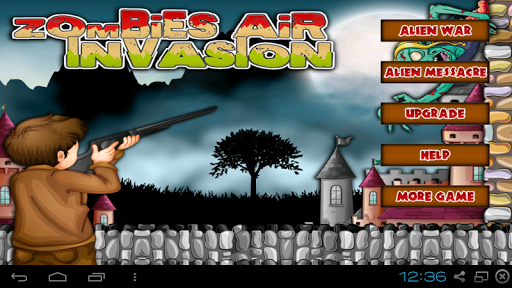 Zombies Air Invasion