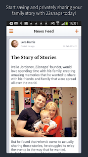 23snaps - Family Photo Album - screenshot thumbnail