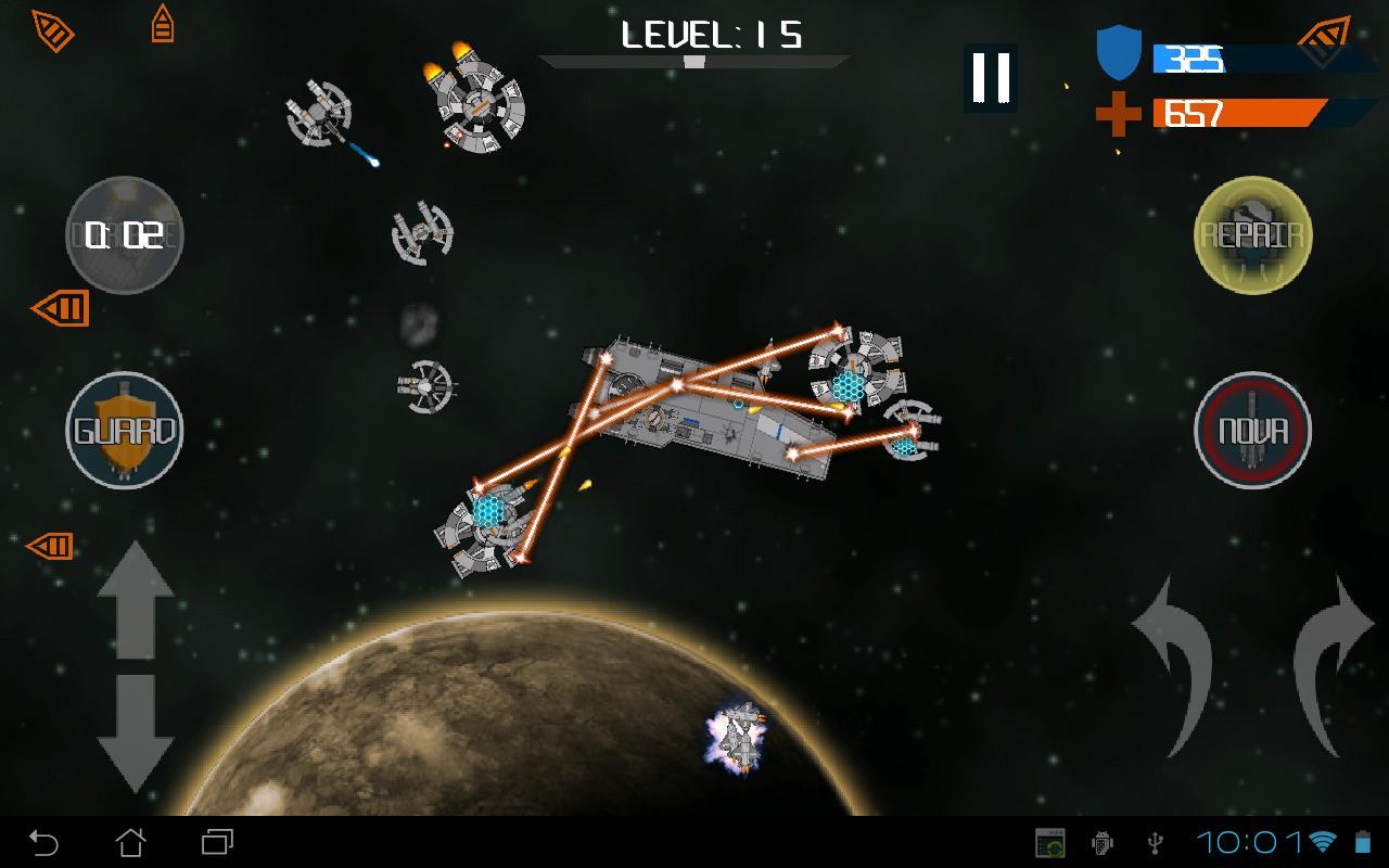 Galactic Horde Premium- screenshot