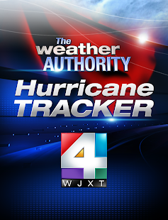 WJXT Hurricane Tracker - screenshot thumbnail