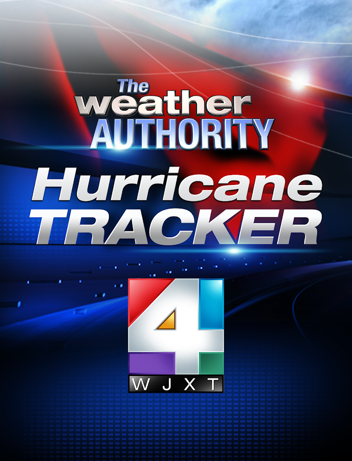 WJXT - Hurricane Tracker- screenshot