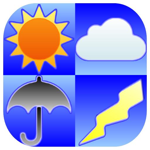 天气の周辺便利天気 LOGO-記事Game