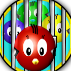 Running Bubble Birds icon
