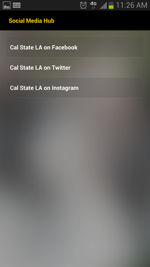 Cal State LA- screenshot