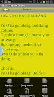 Screenshot of Keresete Mo Kopelong