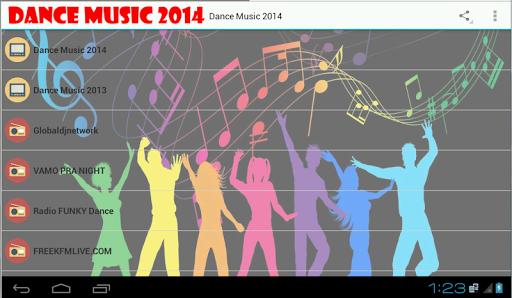 Dance Music and Radio