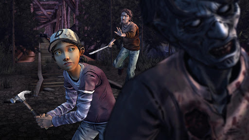 The Walking Dead: Season Two  screenshots 6