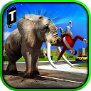 Angry Elephant Attack 3D APK
