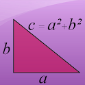 Pythagorean Theorem Calculator icon