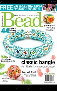 Bead Magazine - screenshot thumbnail