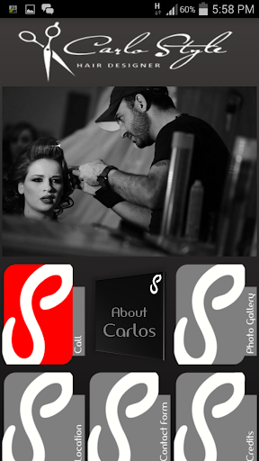 Carlos style hair and spa