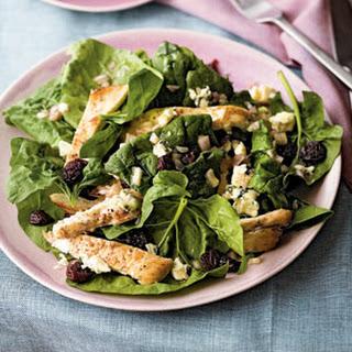 Blue Cheese-Chicken Salad