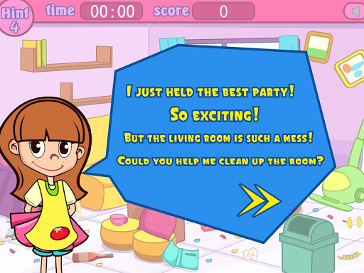First Party Clean Up 1.0.10 screenshots 2