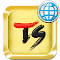 TS Keyboard (25 Languages) icon