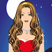 Romantic Night Dress Up Game