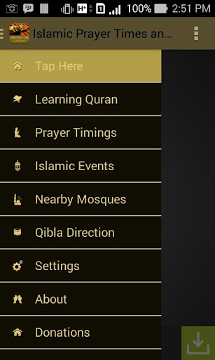 Islamic Prayer Times Quran