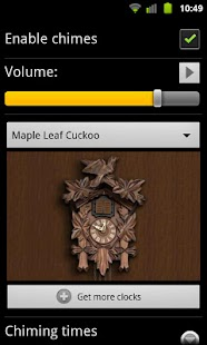 玩個人化App|Maple Cuckoo for Chime Tiime免費|APP試玩