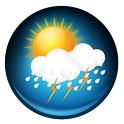 Weather world logo