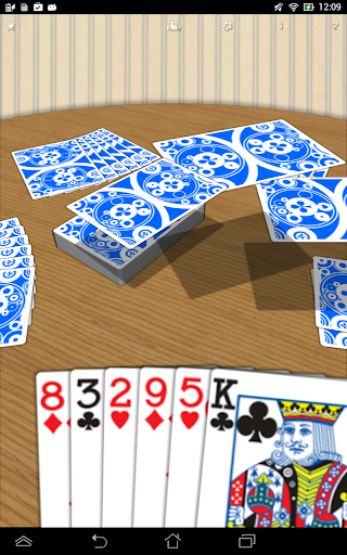 Crazy Eights free card game  gameplay | by HackJr.Pw 13
