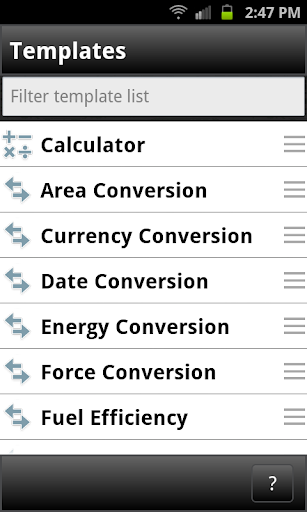 【免費旅遊App】powerOne Conversion Calculator-APP點子