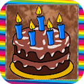 Sweet Birthday Greetings icon