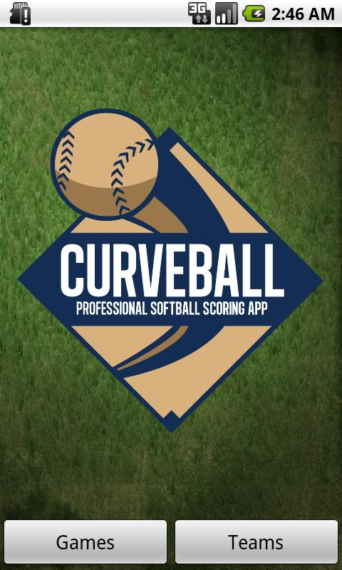 Curveball- screenshot