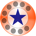 dialR: Texas Rotary Phone Dial icon