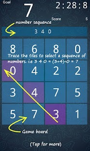 Numbers - Math Game (Free) - screenshot thumbnail