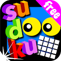 Wee Kids Sudoku Free icon