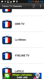 【免費媒體與影片App】France TV Channels-APP點子