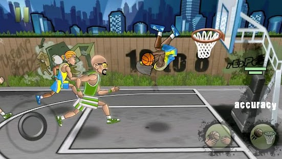 Streetball Free- screenshot thumbnail