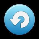 Blue SyncRoid icon