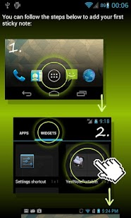 Yes!NotePortable- screenshot thumbnail