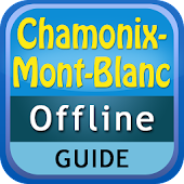 Chamonix Mont Blanc Map Guide