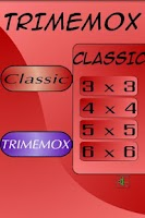 Screenshot of TRIMEMOX