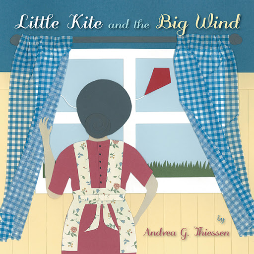 Little Kite and the Big Wind cover