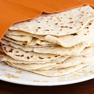 Flour Tortillas.