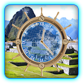 Machu Picchu Travel Compass HD