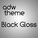 ADW Theme Black Gloss2 icon