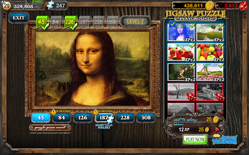 Jigsaw Puzzle Treasures- screenshot thumbnail