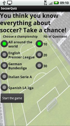 SoccerQuiz