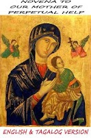 Screenshot of Our Lady of Perpetual Help