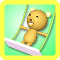 Child swing icon