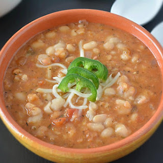 Veggie White Bean Soup