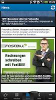 Screenshot of ErfolgsApp