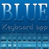 Keyboard Design Blue App