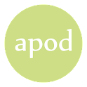 APOD extension for Muzei icon