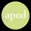 APOD extension for Muzei icon