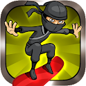 Surfistas ninjas metro 2016 icon