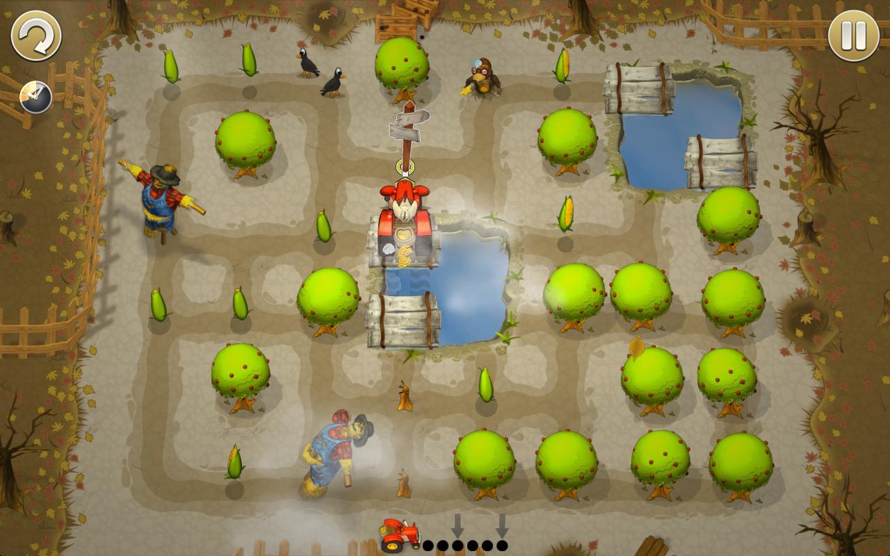 Tractor Trails screenshot #6
